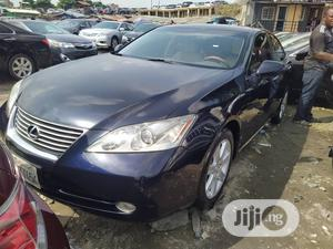 Lexus ES 2008 350 Blue | Cars for sale in Lagos State, Amuwo-Odofin