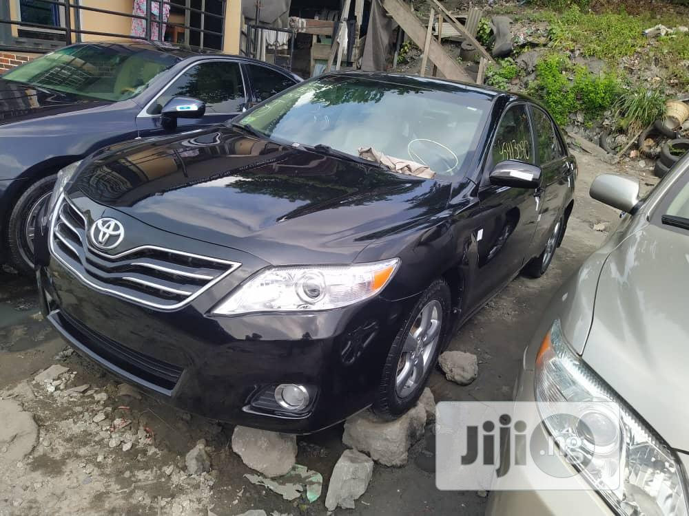 Toyota Camry 2009 Black | Cars for sale in Amuwo-Odofin, Lagos State, Nigeria