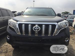 Toyota Land Cruiser 2016 4.5 V8 VXR Black   Cars for sale in Lagos State, Amuwo-Odofin