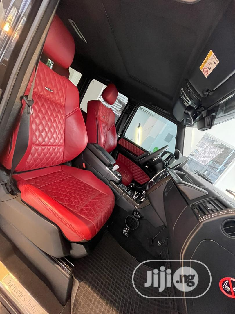 Mercedes-Benz G-Class 2017 Black   Cars for sale in Victoria Island, Lagos State, Nigeria