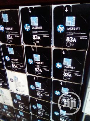 Genuine HP 83A Toner Cartridge   Accessories & Supplies for Electronics for sale in Lagos State, Apapa