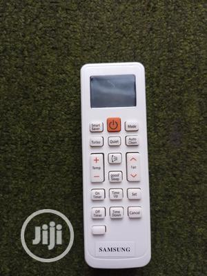 Samsung Replacement Ac Remote Control | Accessories & Supplies for Electronics for sale in Lagos State, Surulere