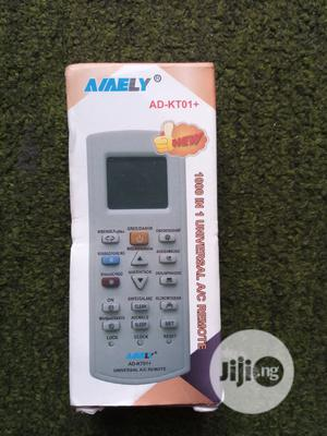 Universal AC Remote Control | Accessories & Supplies for Electronics for sale in Lagos State, Surulere