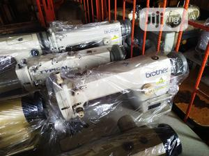 BROTHER Industrial Straight Sewing Machine Complete Set | Home Appliances for sale in Lagos State, Mushin