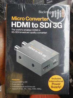 Micro Converter HDMI to Sdi 3G | Computer Accessories  for sale in Lagos State, Ikeja