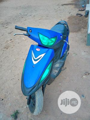 Kymco Agility 2018 Blue | Motorcycles & Scooters for sale in Lagos State, Alimosho