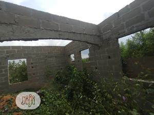 Uncompleted 3bedroom Flat Wit a Shop on Half Plot at Aiyetor   Houses & Apartments For Sale for sale in Ipaja, Ayobo