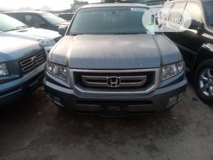 Honda Ridgeline 2009 RT Gray | Cars for sale in Lagos State, Amuwo-Odofin