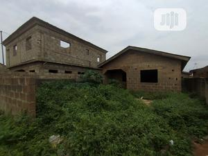 Uncompleted 3 Bedroom on Half Plot of Land at Aiyetoro   Houses & Apartments For Sale for sale in Ipaja, Ayobo