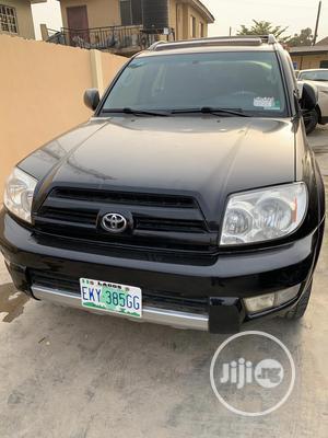 Toyota 4-Runner 2005 Black   Cars for sale in Oyo State, Ibadan