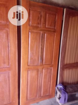 Mahogany Wooden Doors | Doors for sale in Lagos State, Orile
