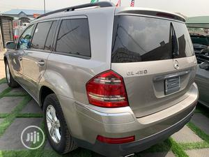 Mercedes-Benz GL Class 2007 GL 450 Gold | Cars for sale in Lagos State, Ikeja
