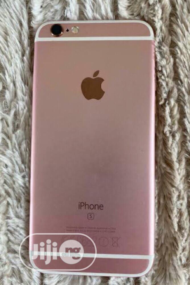 Apple iPhone 6s 32 GB Rose Gold | Mobile Phones for sale in Ojodu, Lagos State, Nigeria