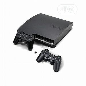 Sony Playstation 3 Console SLIM 320GB WITH 2pad | Video Game Consoles for sale in Lagos State, Ikeja