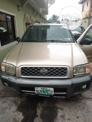 Nissan Pathfinder 2000 Automatic Gold   Cars for sale in Rivers State, Obio-Akpor