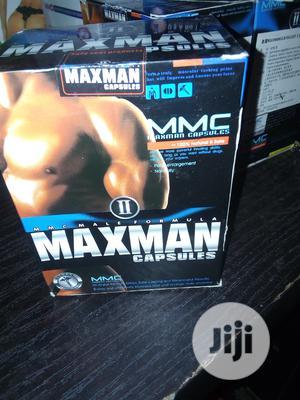Maxman Penis Enlargement Pills | Sexual Wellness for sale in Lagos State, Lagos Island (Eko)