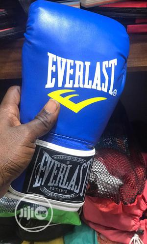 Everlast Boxing Gloves   Sports Equipment for sale in Lagos State, Ajah