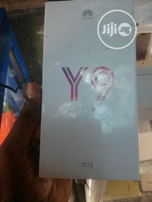 New Huawei Y9 128 GB Blue   Mobile Phones for sale in Lagos State, Ikeja