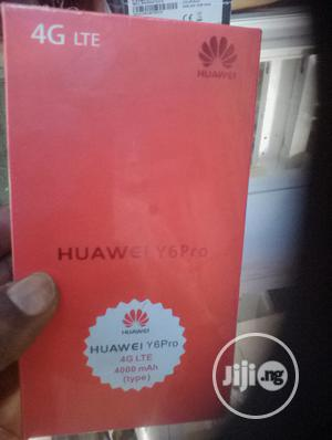 New Huawei Y6 Pro 32 GB Blue   Mobile Phones for sale in Lagos State, Ikeja