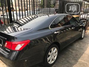 Lexus ES 2008 350 Black | Cars for sale in Lagos State, Ikeja