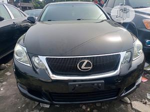 Lexus GS 2009 350 Black | Cars for sale in Lagos State, Apapa