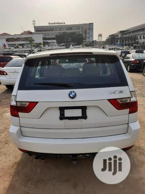 BMW X3 2008 2.5si Exclusive Automatic White | Cars for sale in Abuja (FCT) State, Central Business District