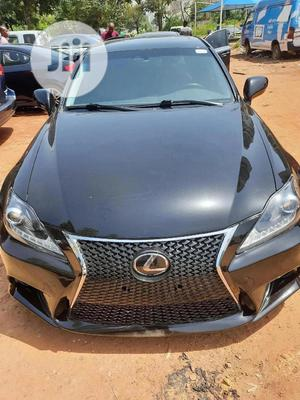 Lexus IS 2008 350 Black | Cars for sale in Abuja (FCT) State, Central Business District