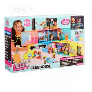 Ll.O.L. Surprise! Clubhouse Playset With 40+ Surprises And 2 | Toys for sale in Lagos State, Ajah