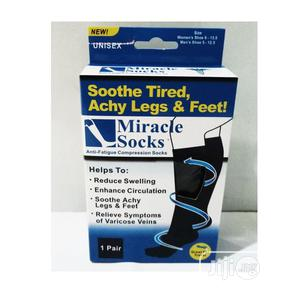 Orthopedic Miracle Anti-fatigue Compression Socks - Unisex | Clothing Accessories for sale in Lagos State, Oshodi