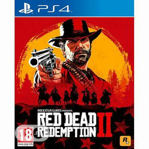 Rockstar Games Red Dead Redemption 2 (PS4)   Video Games for sale in Lagos State, Ikeja