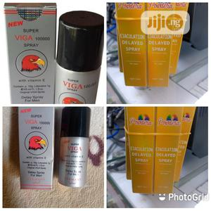 Viga Delay Spray for Men | Sexual Wellness for sale in Abuja (FCT) State, Lugbe District