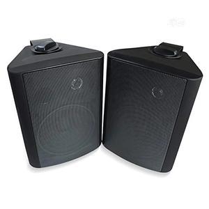Portable Wall Mount Speaker   Audio & Music Equipment for sale in Lagos State, Oshodi