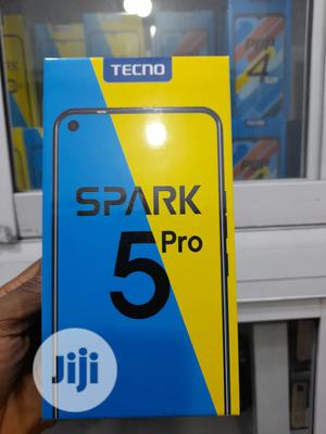 New Tecno Spark 5 Pro 64 GB Yellow   Mobile Phones for sale in Lagos State, Ikeja