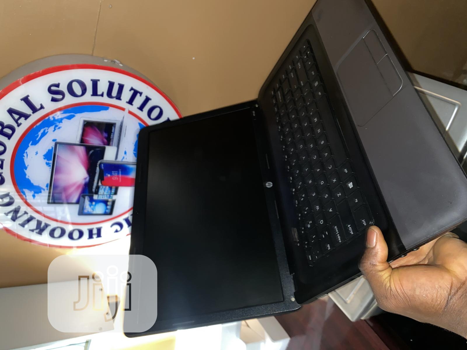 Laptop HP 655 4GB AMD HDD 500GB   Laptops & Computers for sale in Ikeja, Lagos State, Nigeria