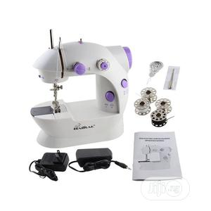 Mini Electric Portable Sewing Machine Home Tailor | Home Appliances for sale in Rivers State, Port-Harcourt