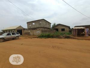 Uncompleted 3 Bedroom Flat on Half Plot of Land at Aiyetoro | Houses & Apartments For Sale for sale in Ipaja, Ayobo