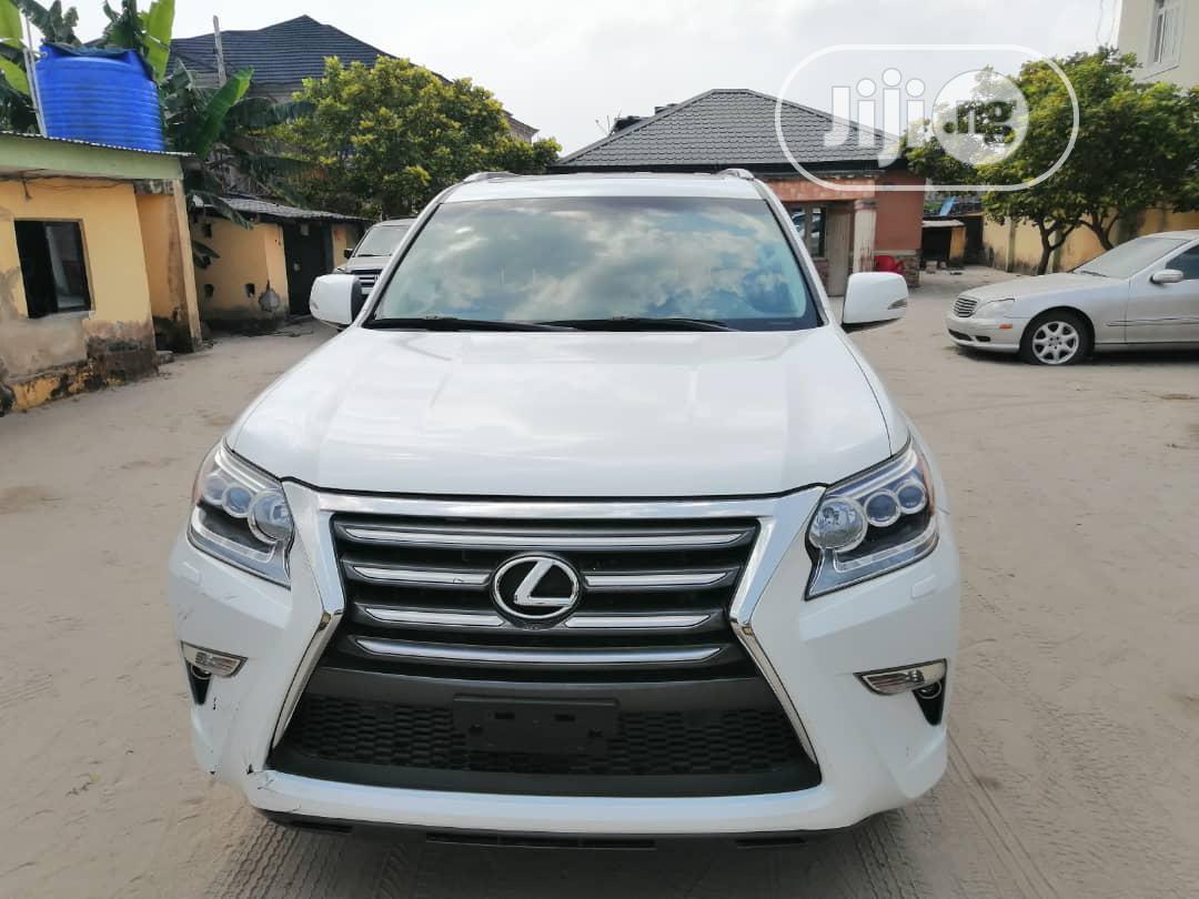 Lexus GX 2017 460 Luxury White | Cars for sale in Lekki, Lagos State, Nigeria