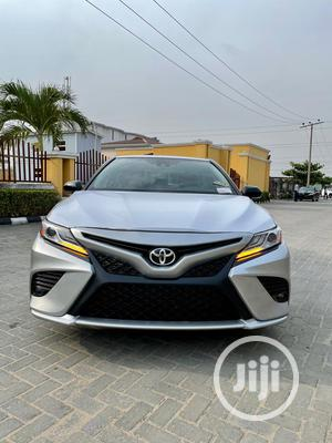 Toyota Camry 2020 Silver | Cars for sale in Lagos State, Lekki