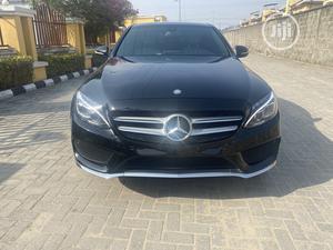 Mercedes-Benz C400 2017 Black | Cars for sale in Lagos State, Lekki