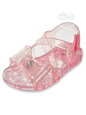 Stepping Stones First Walker Criss-Cross Bow Jelly Sandal | Children's Shoes for sale in Lagos State, Ajah