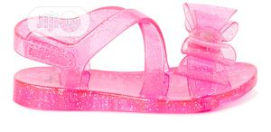 Stepping Stones First Walker Criss-Cross Bow Jelly Sandals | Children's Shoes for sale in Lagos State, Ajah