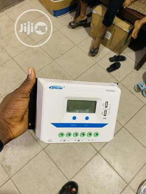 60ah 12/24/36/48v Pwm Epever Controller | Solar Energy for sale in Lagos State, Ikeja