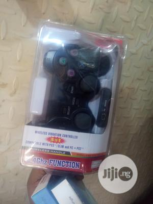 Wireless Pc/Ps3 Game Pad | Accessories & Supplies for Electronics for sale in Abuja (FCT) State, Wuse