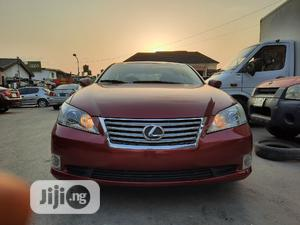 Lexus ES 2010 350 Red   Cars for sale in Lagos State, Amuwo-Odofin