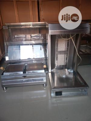 Shawarma Machine and Toaster Grill With 1year Warrany | Restaurant & Catering Equipment for sale in Lagos State, Ojo