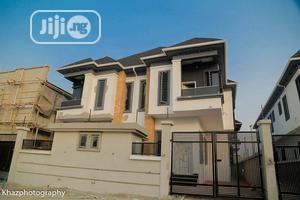 Beautifully Built 4 Bedroom Semi-Detached Duplex | Houses & Apartments For Sale for sale in Lekki, Ikota