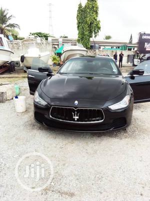 Maserati Ghibli 2015 Black | Cars for sale in Abuja (FCT) State, Gudu