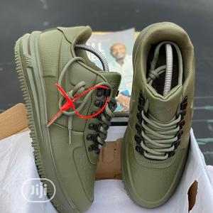 """*Nike Lunar Force1 Duckboot """"Green"""" * 