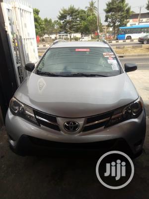Toyota RAV4 2013 Silver   Cars for sale in Lagos State, Ikeja