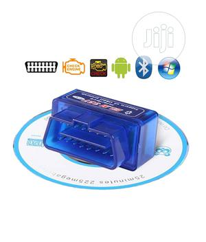 Obd2 ELM327 Bluetooth Car Diagnostic Scanner Tool -al   Vehicle Parts & Accessories for sale in Lagos State, Ikeja